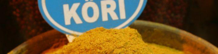 cozze panna e curry, ricetta