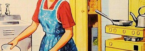 pasticciata, casalinga