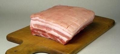 pancetta, guanciale e bacon