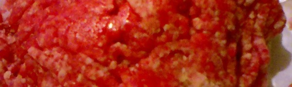 Ragù della Cerasa o alla cerasana ricette di carne