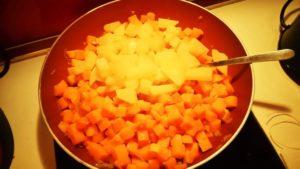 crema di zucca e patate