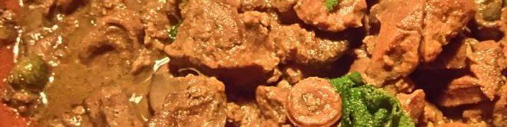 Ricetta Crostino Toscano, cottura ultimata