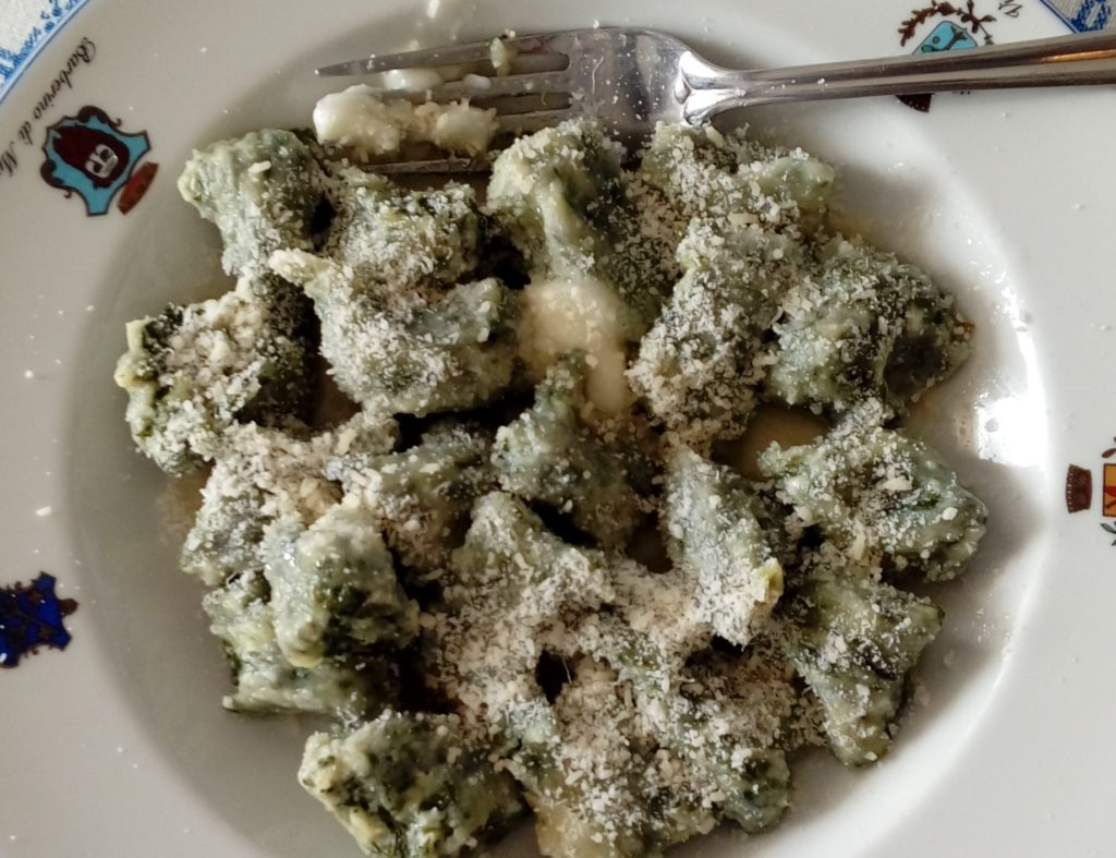 Gnudi toscani, ricetta per la Quaresima