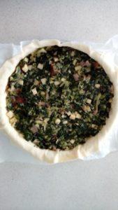 Torta salata farcita ricetta 4