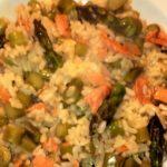 Ricetta Risotto con Asparagi e Salmone affumicato