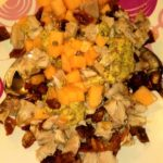 Ricette estive: Insalata con tonno fresco e melone
