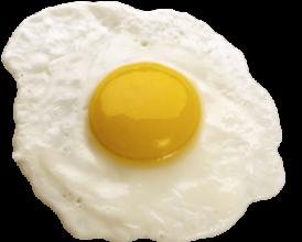 uova occhio di bue