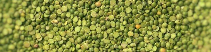 Pancia piatta, lenticchie verdi