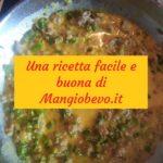 Paste corte: sugo Salsiccia, Asparagi, Zafferano